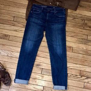 Adriano Goldschmied High Rise Stevie Ankle Jeans